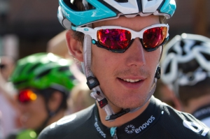 Andy Schleck in Steamboat Springs Colorado