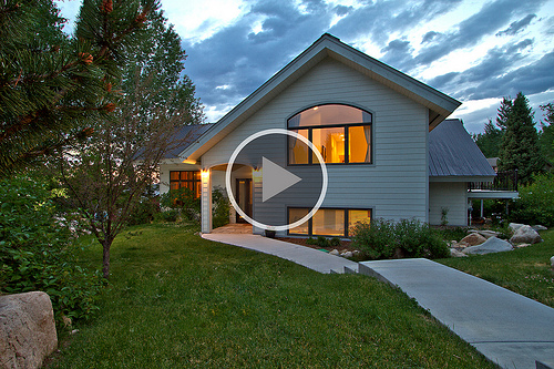Fish Creek Fall Home in Steamboat